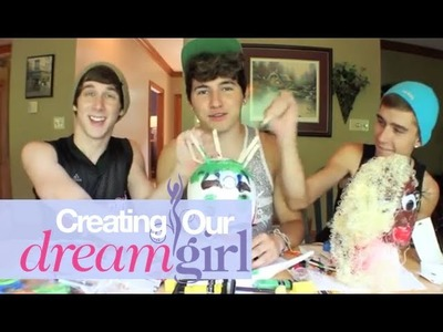 DIY: Creating Our Dream Girl