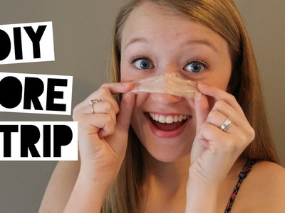 DIY Pore Strip With SouthernBelle606!
