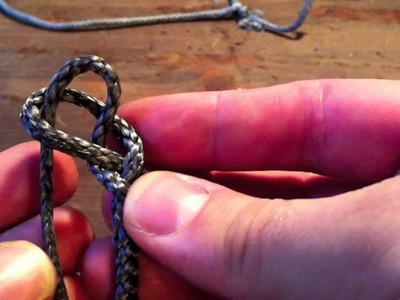 Making a Soft Shackle