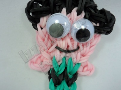Rainbow Loom Buttercup Powerpuff Girls - Action Figure.Charm - Gomitas