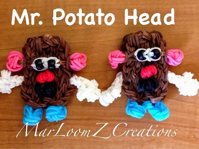 Rainbow Loom Mr. Potato Head