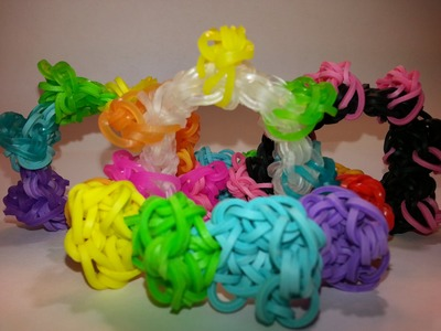 Step Up Bracelet Tutorial by feelinspiffy (Rainbow Loom)