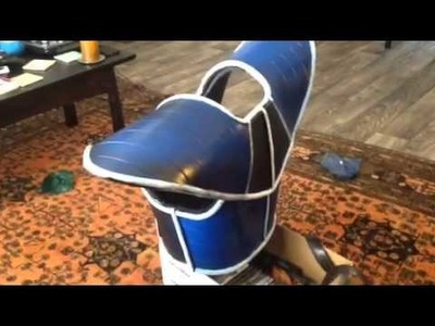 Turles Armor Set Dragon Ball Z costume