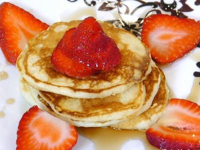 Best Buttermilk Pancake Recipe
