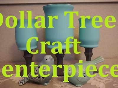 Dollar Tree Craft | Centerpiece