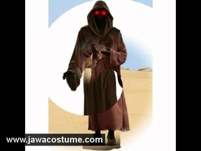 Halloween Costume Ideas: Jawa Costume - Jawacostume.com