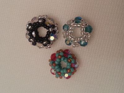 Handmade Jewelry: Pandora Style Beaded Bead