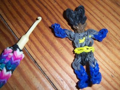 Hi, I'm Batman. Tutorial #3, final details