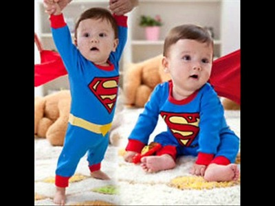 Infant Superman Halloween Costume | Kids Superman Costumes