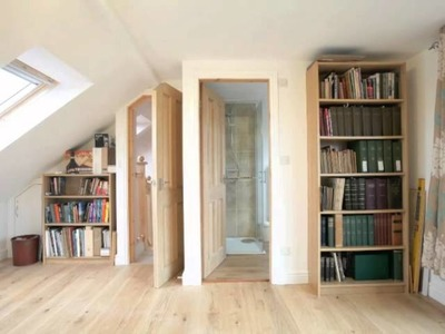 Loft Conversion's completed great design ideas