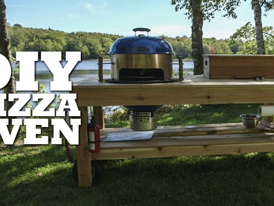 Make Your Own PIZZA OVEN