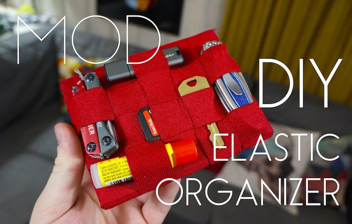 Mini MOD Monday: DIY Grid Organizer