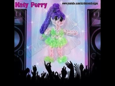 Rainbow Loom Katy Perry Action Figure.Charm - Gomitas