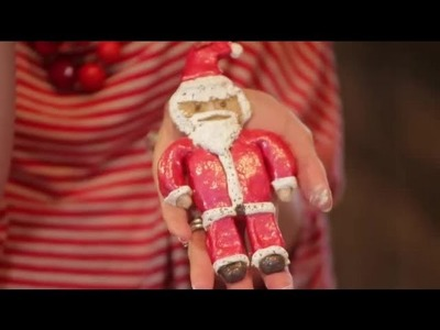 What Paint Do You Use to Paint on Salt Dough? : Christmas Tree Decorations & Tips
