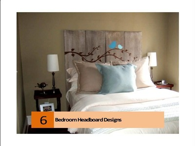 Bed Headboard Designs Design Ideas, Pictures, Remodel and Decor