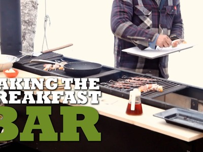 Building the ULTIMATE Breakfast Bar