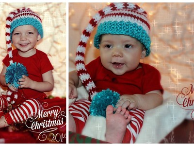 DIY CHRISTMAS PICTURES!