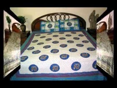 Home Decor-Designer Bedspreads