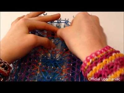 NEW! Appassionata Bracelet on the Rainbow Loom