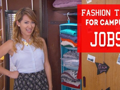 Outfit Ideas for College Campus Jobs - BYE | ANNEORSHINE