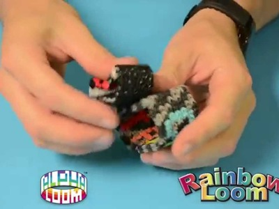 Rainbow Loom Bands on the Alpha Loom™