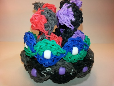S-Curve Bracelet Tutorial by feelinspiffy (Rainbow Loom)