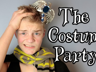 The Costume Party! (a Harry Potter Skit.Sketch)