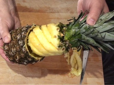 4 Ways How To Cut And Serve Pineapple