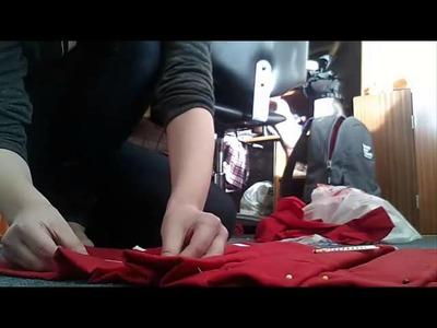 Cosplay: Asuna Skirt Tutorial Part 2 ( Sword Art Online )