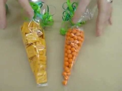 Crankin' Out Crafts -ep225 Easter Carrot Treat
