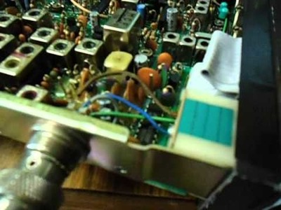 Electronic repair - a dying art