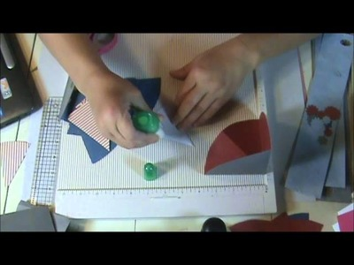 Happy 4th of July Pop Up Card Tutorial