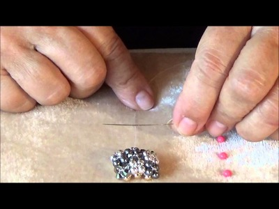 Kleshna Jewellery Making Very V Bracelet & Ring Tutorial