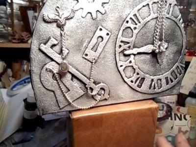 Ladies Steampunk Bag, Part 2 - jennings644
