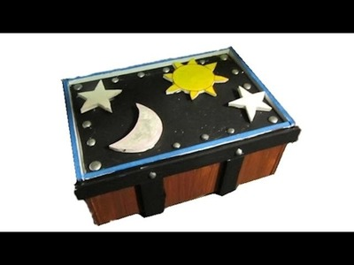 Make a Wizards Puzzle Box