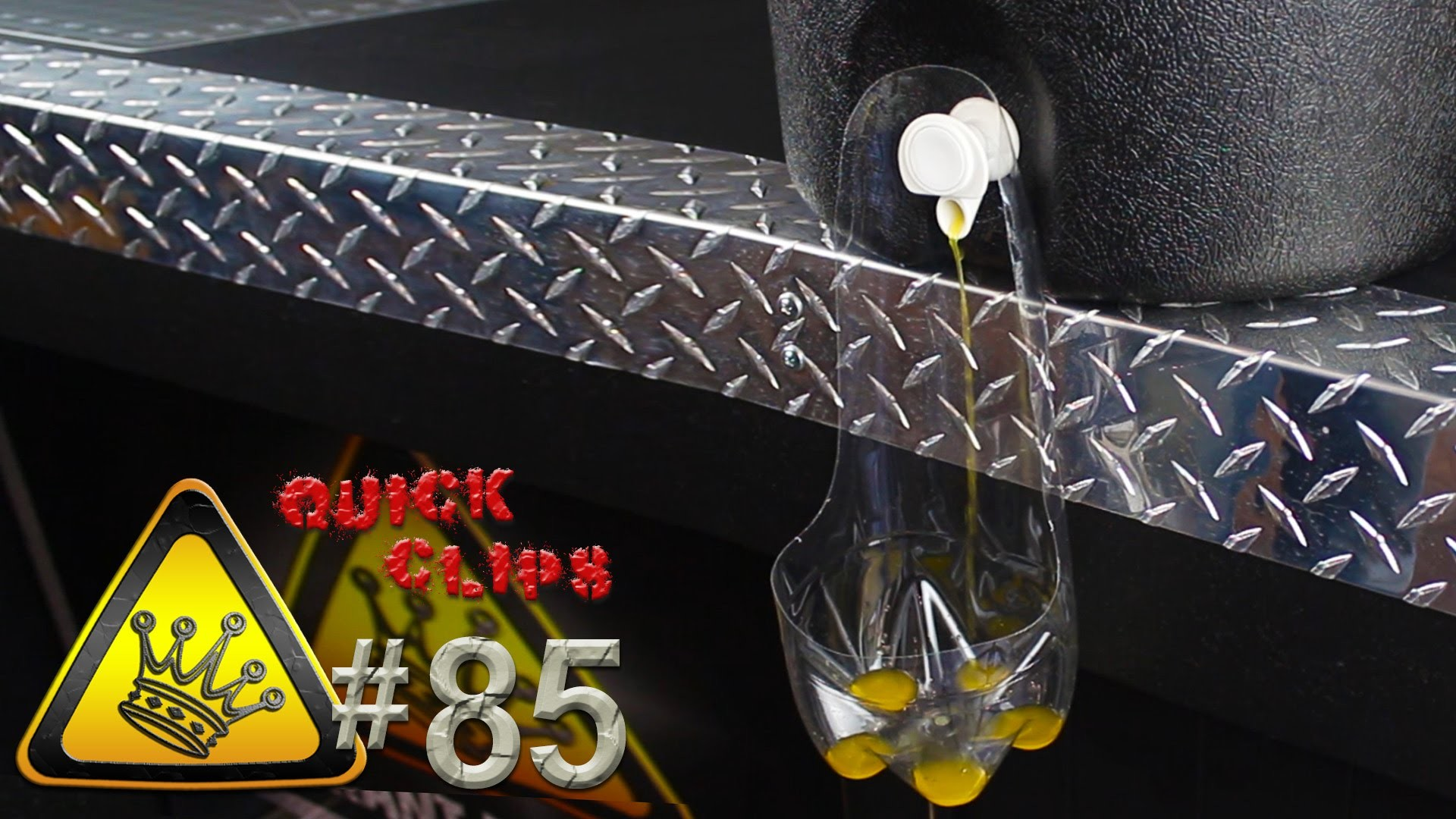 QC#85 - Drippy Drink Catcher