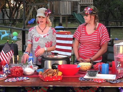 4th of July Recipes - Crockin' Girls