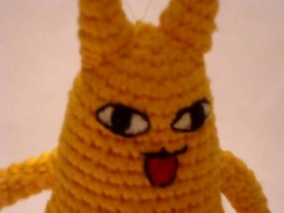 Amigurumi Chiyo-Chichi (Father Cat) is fine thankyou!