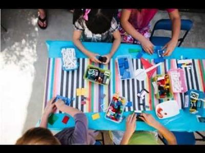 Birthday craft ideas for kids