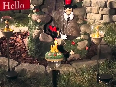Disney Outdoor Décor now available at Sears!