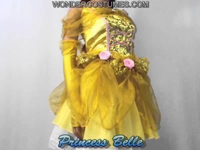 Disney Princess Belle Adult Costume