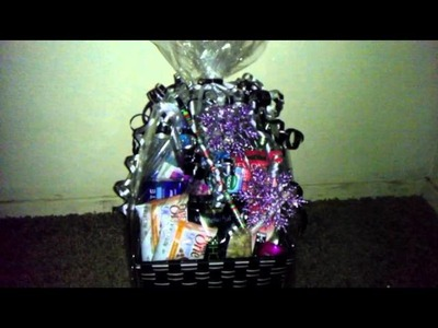 Gift basket ideas using stockpile items