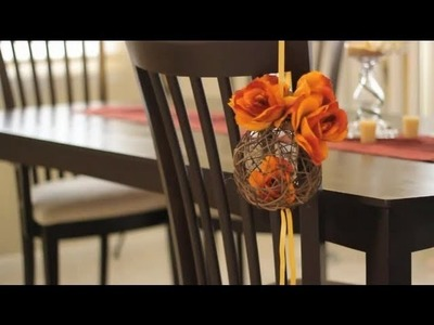 How to Decorate With Grapevine Balls : Decorations for the House