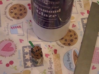 How to make Polymer Clay Charms:Starbucks