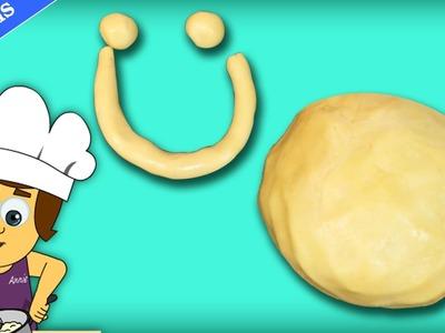 Learn How to Make Edible Play Dough | Apprenez Comment faire Pâte à modeler mangeable