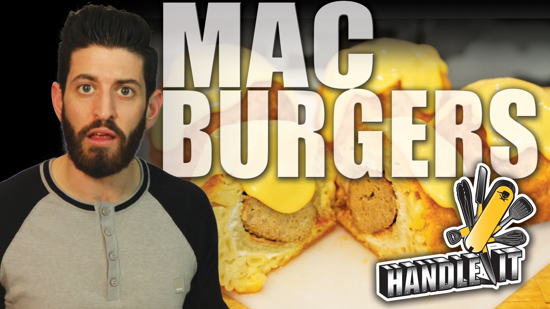 Mac Burgers - Handle It