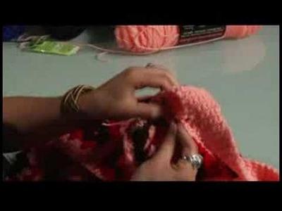 How to Crochet a Bag : Crochet: Sew Around the Seam