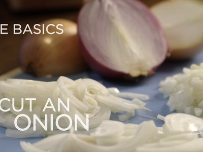 How to Cut an Onion - The Basics