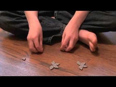 How to make a bucky balls.zen magnet sphere
