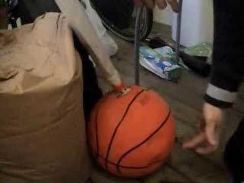 How to make a medicine ball